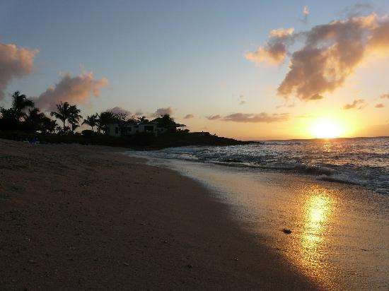 Hawksbill by Rex Resorts: Beautiful Hawksbill sunset