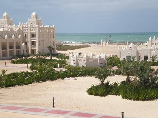 Hotel Riu Karamboa: Beach View