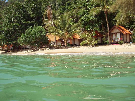 White Sand Beach Resort: The beach