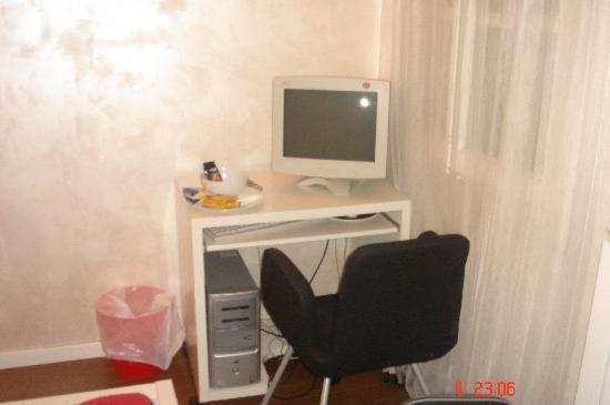 WRH Termini: room 4