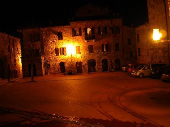 Casa Lari Relais: uno scorcio di San Gimignano