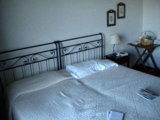 Casa Lari Relais: il letto
