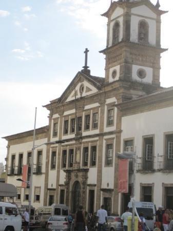 Pelourinho, Museu da Misericórdia.