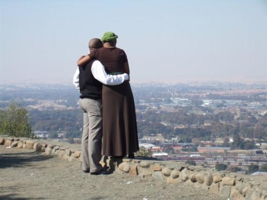 Bilde fra Bloemfontein