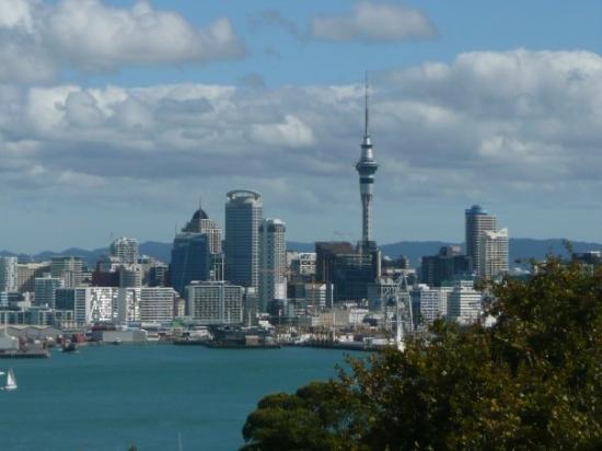 Bilde fra Sky Tower