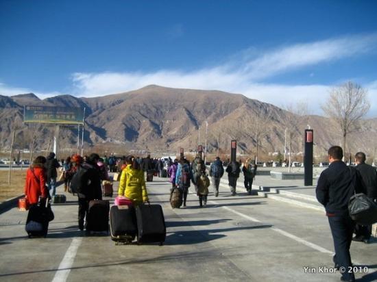 Lhasa!