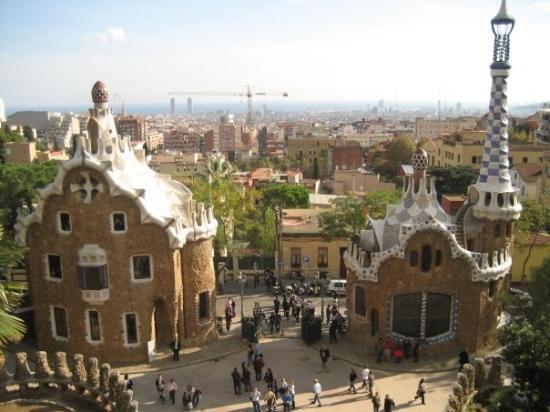 Gaudi House Museum Tour