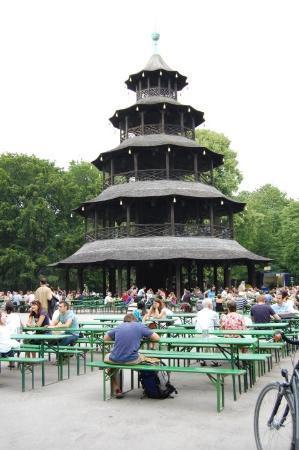 English Garden: Englischer Garten