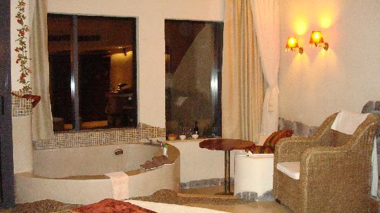 Peace Vista Country Lodge (Mitzpe Hashalom): jacuzzi