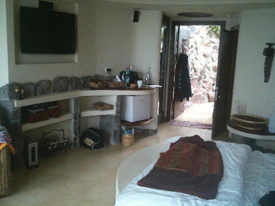 Peace Vista Country Lodge (Mitzpe Hashalom): the room