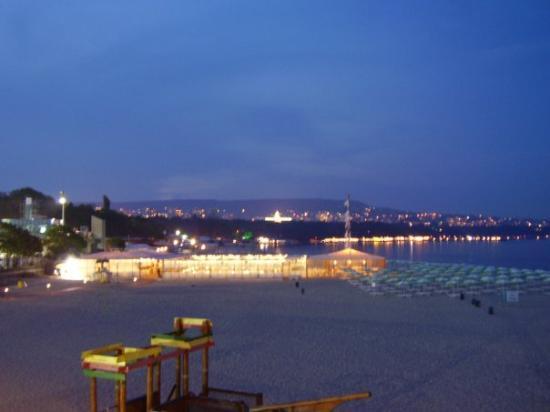 Varna, Bulgaria: výhľad z nej