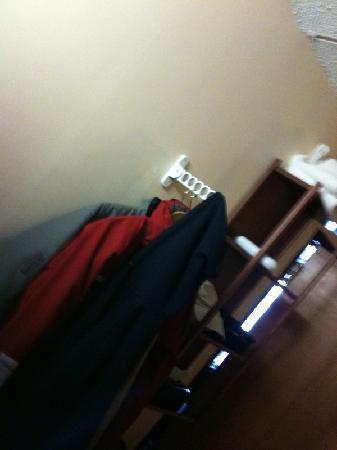 """Devils Head Resort: The """"closet"""""""