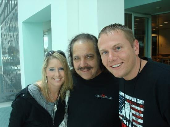 Los Angeles Convention Center: Ron Jeremy