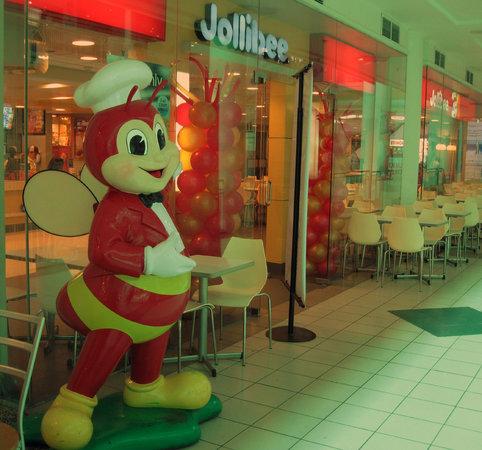 Jollibee in Ayala Mall, Cebu