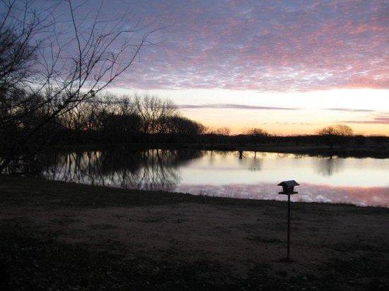 Kansas City, KS: Sunrise at home
