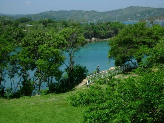 Montego Bay, Jamaica: View from the room