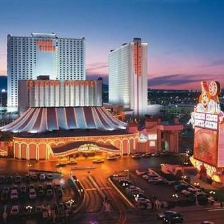 Circus Circus Hotel & Casino Las Vegas: Which building did we stay in?