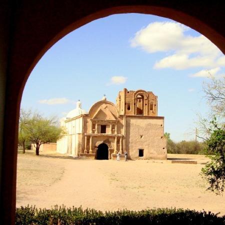 Tumacacori National Historical Park: Tumacacori Mission