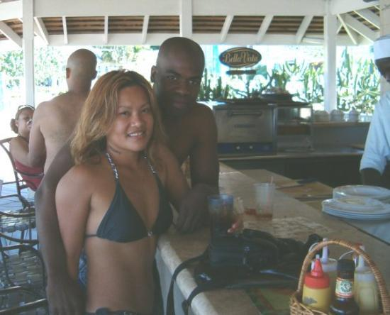 Couples Sans Souci - Ocho Rios Jamaica | Us and Peter Townse… | Flickr