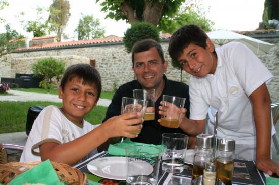 Foto de abba Comillas Golf Hotel