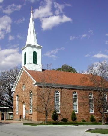 Altenburg, Missouri: Altenburg Church