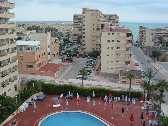 Hotel Playas de Torrevieja: Water pool area
