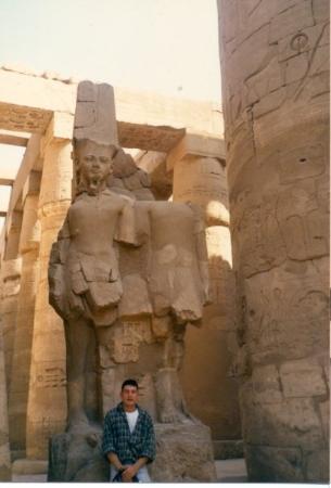 Luxor Tempel: LUXOR, EGYPT
