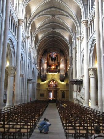 Lausanne Cathedral - Switzerland