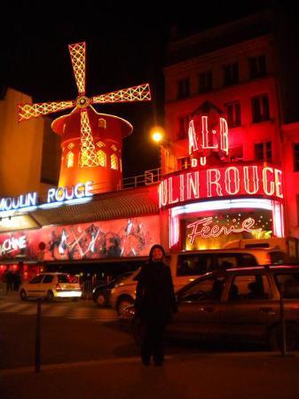 Bilde fra Moulin Rouge