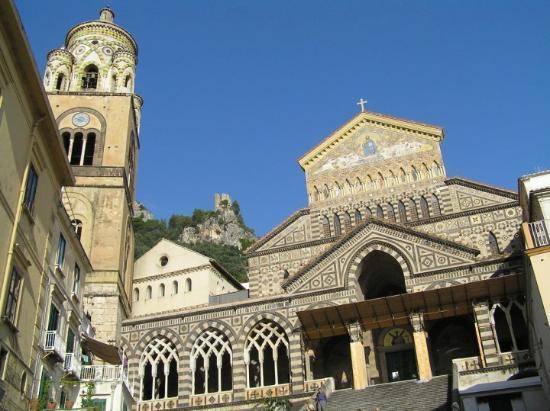Bilde fra Amalfi
