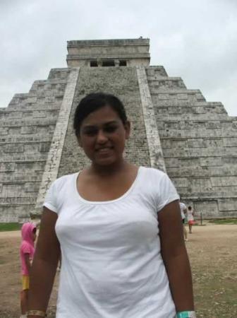 Kulkulcan-pyramiden: Chichen - itza..!!! imponente Kukulcan de veras..!!