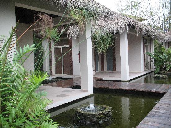 Dreams Punta Cana Resort & Spa: The spa