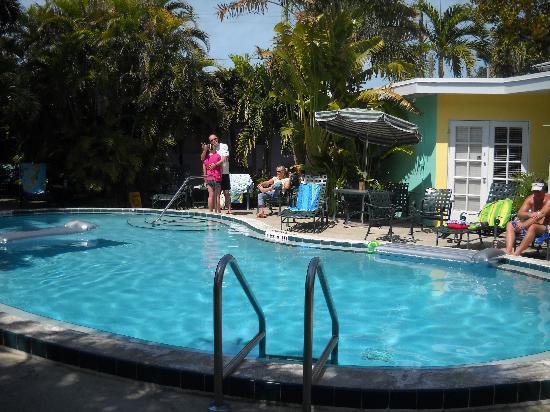 Alexander Palms Court: pool