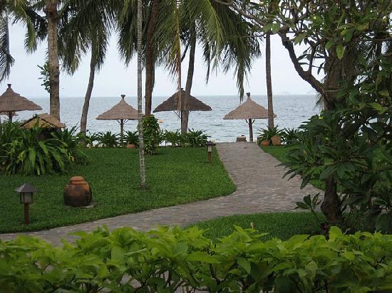 Evason Ana Mandara Nha Trang: Another view from our villa
