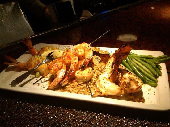 Pappadeaux Seafood Kitchen Westmont Menu Prices Restaurant