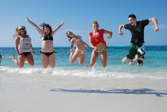 Beaches Turks & Caicos Resort Villages & Spa: Fun in the sun with new friends