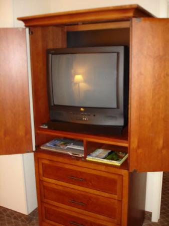 Staybridge Suites Chantilly Dulles Airport: TV 1