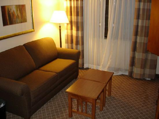 Staybridge Suites Chantilly Dulles Airport: Sitting area
