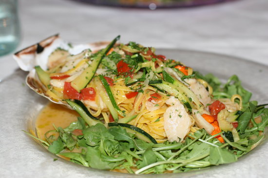 Osteria Antico Giardinetto : food