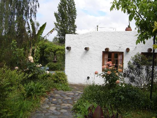 Casa Chueca room
