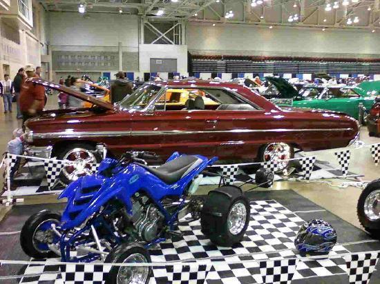 Hot Rod Car Show Picture Of Hotel Monte Carlo Ocean City - Ocean city car show