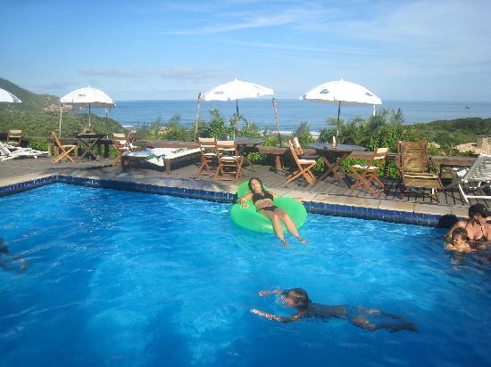 Pousada Vida Sol e Mar : Piscina de ensueños