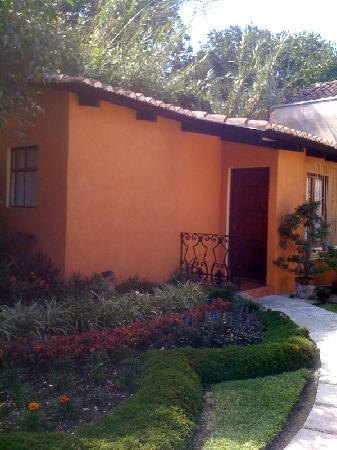 Casa Santa Rosa Hotel Boutique: nuestra habitacion