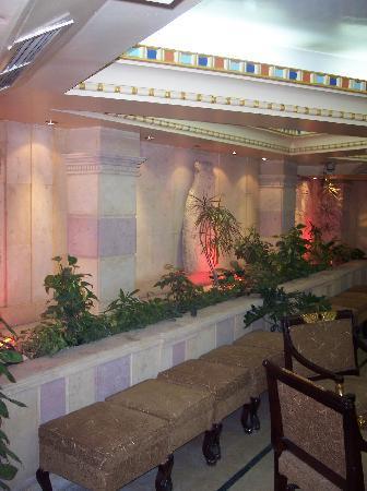 Zayed Hotel: Zayed lobby
