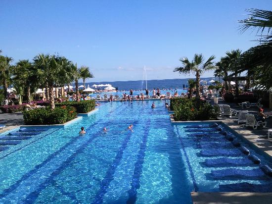 Hotel Riu Santa Fe: pool
