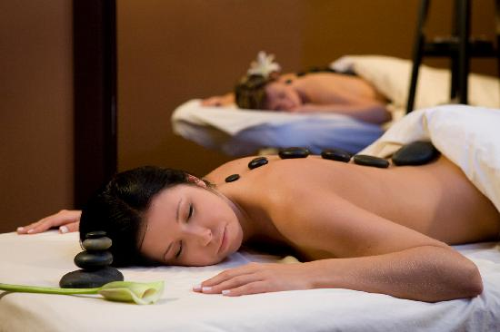 Edmonton, Kanada: Couple's room - ideal for Massages or Facial Treatments