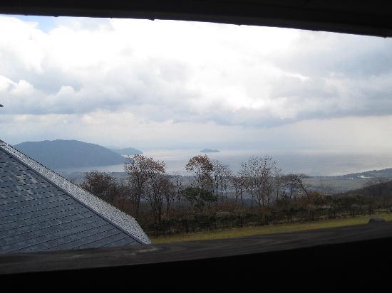 Village D'est Imazu: 部屋からの景色