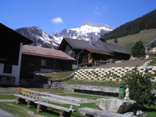 Mürren, Suisse : Murren