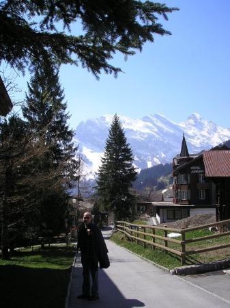 Mürren, Schweiz: Murren