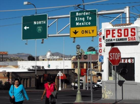 Nogales (AZ) United States  city images : Mexican boarder, Nogales, AZ, United States 노갈레스 ...